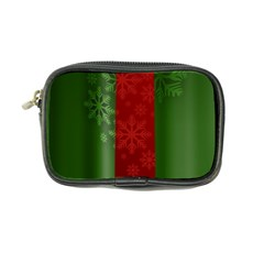 Background Christmas Coin Purse