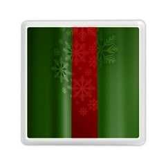 Background Christmas Memory Card Reader (Square)
