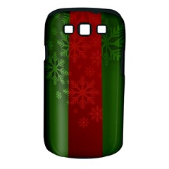 Background Christmas Samsung Galaxy S III Classic Hardshell Case (PC+Silicone)
