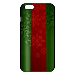 Background Christmas iPhone 6 Plus/6S Plus TPU Case