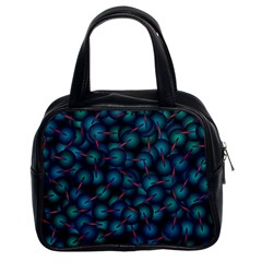 Background Abstract Textile Design Classic Handbags (2 Sides)