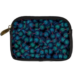 Background Abstract Textile Design Digital Camera Cases