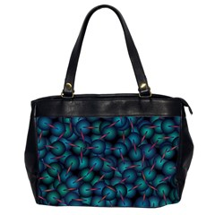 Background Abstract Textile Design Office Handbags (2 Sides)