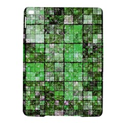 Background Of Green Squares iPad Air 2 Hardshell Cases