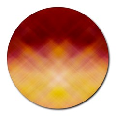 Background Textures Pattern Design Round Mousepads