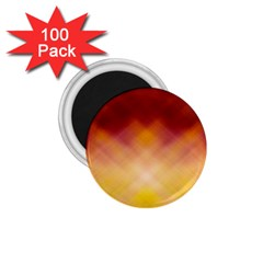 Background Textures Pattern Design 1.75  Magnets (100 pack)