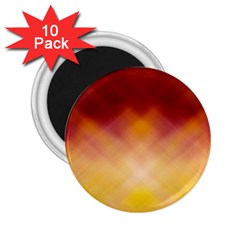 Background Textures Pattern Design 2.25  Magnets (10 pack)