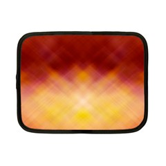 Background Textures Pattern Design Netbook Case (small)