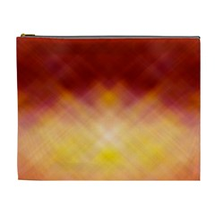 Background Textures Pattern Design Cosmetic Bag (XL)