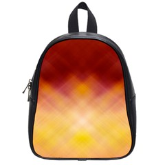 Background Textures Pattern Design School Bags (Small)