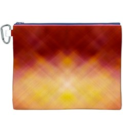 Background Textures Pattern Design Canvas Cosmetic Bag (XXXL)
