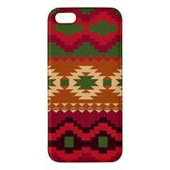 Background Plot Fashion Apple iPhone 5 Premium Hardshell Case