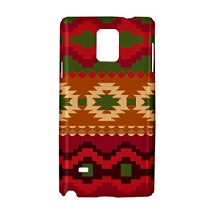 Background Plot Fashion Samsung Galaxy Note 4 Hardshell Case