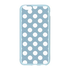 Blue Polkadot Background Apple Seamless iPhone 6/6S Case (Color)