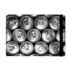 Black And White Doses Cans Fuzzy Drinks Ipad Mini 2 Flip Cases