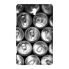 Black And White Doses Cans Fuzzy Drinks Samsung Galaxy Tab S (8.4 ) Hardshell Case