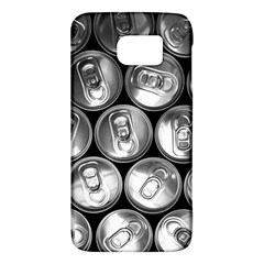 Black And White Doses Cans Fuzzy Drinks Galaxy S6