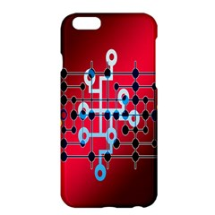 Board Circuits Trace Control Center Apple iPhone 6 Plus/6S Plus Hardshell Case