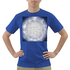 Binary Computer Technology Code Dark T-Shirt