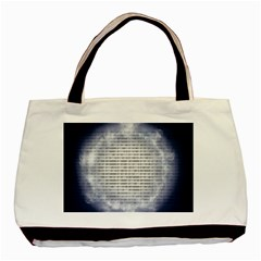 Binary Computer Technology Code Basic Tote Bag
