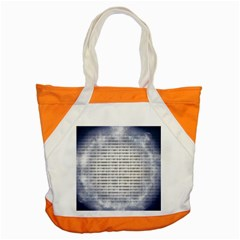 Binary Computer Technology Code Accent Tote Bag