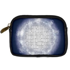 Binary Computer Technology Code Digital Camera Cases