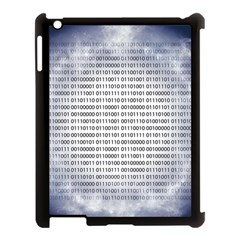 Binary Computer Technology Code Apple iPad 3/4 Case (Black)