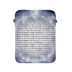 Binary Computer Technology Code Apple iPad 2/3/4 Protective Soft Cases