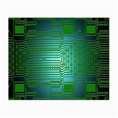 Board Conductors Circuits Small Glasses Cloth (2-Side)