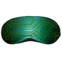 Board Conductors Circuits Sleeping Masks