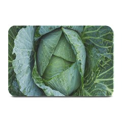 Bright Cabbage Color Dew Flora Plate Mats