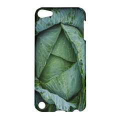 Bright Cabbage Color Dew Flora Apple iPod Touch 5 Hardshell Case