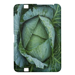 Bright Cabbage Color Dew Flora Kindle Fire HD 8.9