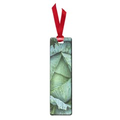 Bright Cabbage Color Dew Flora Small Book Marks