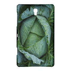 Bright Cabbage Color Dew Flora Samsung Galaxy Tab S (8.4 ) Hardshell Case