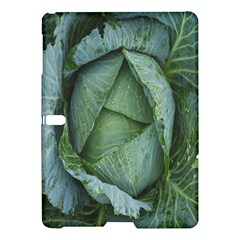 Bright Cabbage Color Dew Flora Samsung Galaxy Tab S (10.5 ) Hardshell Case