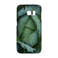 Bright Cabbage Color Dew Flora Galaxy S6 Edge