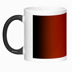 Brown Gradient Frame Morph Mugs