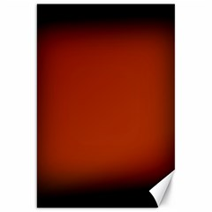 Brown Gradient Frame Canvas 20  x 30