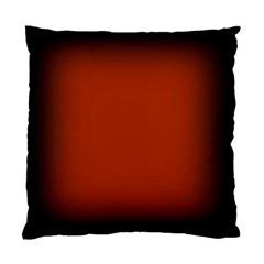 Brown Gradient Frame Standard Cushion Case (Two Sides)