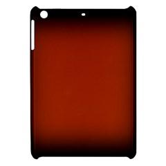Brown Gradient Frame Apple iPad Mini Hardshell Case