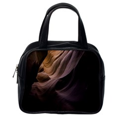 Canyon Desert Landscape Pattern Classic Handbags (One Side)