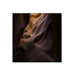 Canyon Desert Landscape Pattern Satin Bandana Scarf