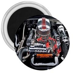 Car Engine 3  Magnets