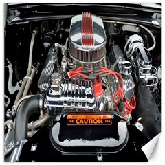 Car Engine Canvas 20  x 20