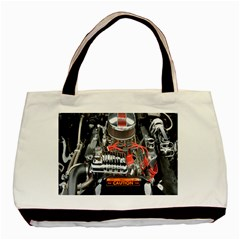 Car Engine Basic Tote Bag (Two Sides)
