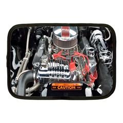Car Engine Netbook Case (Medium)