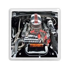 Car Engine Memory Card Reader (Square)