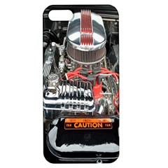 Car Engine Apple iPhone 5 Hardshell Case with Stand