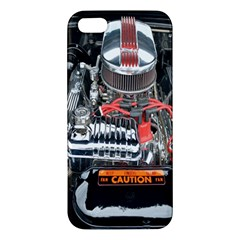 Car Engine Apple Iphone 5 Premium Hardshell Case